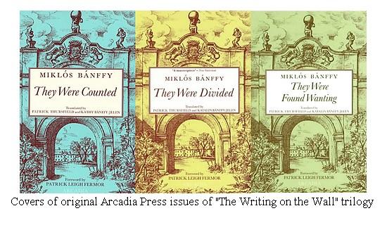 Banffy, Hungarian writer, set in Transylvania, 20th century Romance novels, Magura Transylvania