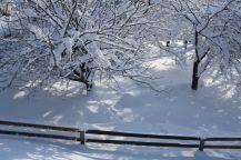Magura, Transylvania, winter, Romania, Carpathian Mountains, snow, snowy weather