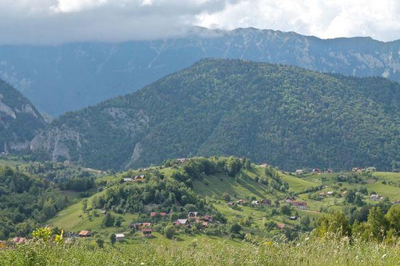 Piatra Craiului National Park, Brasov County, Transylvania, Romania