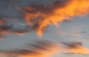 Pictures in the clouds, cloud appreciation, cloudspotting, Magura, Romania, mountain skies, sunset clouds
