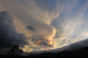 Wormhole, wind, cloud, sky, cloud appreciation, dramatic sky, Romania, Transylvania