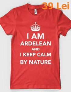 Ardeal, Transylvania, keep calm