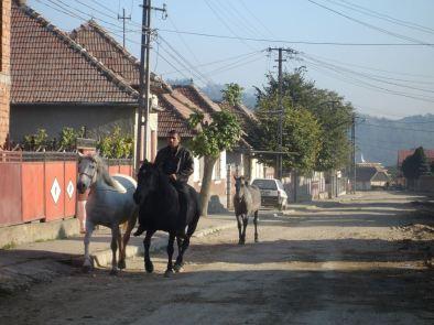 Before the streets were laid to asphalt, Zarensti