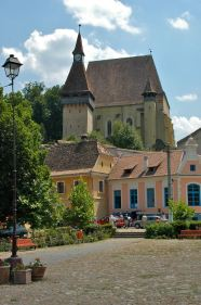 Biertan's fortified church