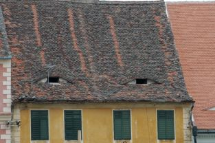 The eyes of Sibiu