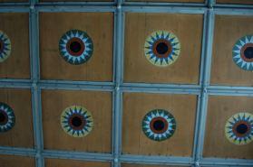 Vulcan's ceiling