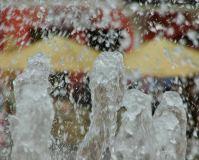 Fountains, Brasov