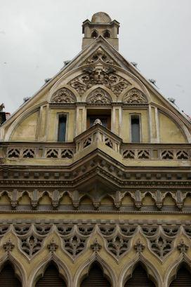 Art Nouveau building, Brasov