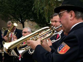 Saxon brass band, Zarnesti