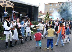 Harvest festival, Tohan