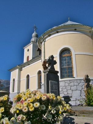 Magura church