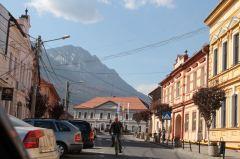 Zarnesti, centru