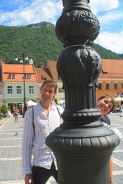 Piata Sfatului, Brasov