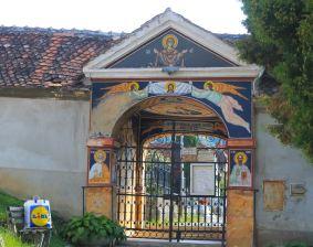 Cemetery of St Nicolae's church, Brasov