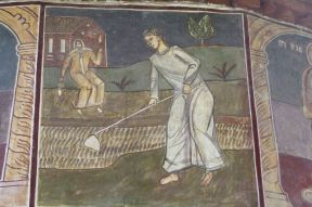 Fresco, Moieciu de Jos